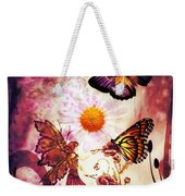Fairy's Touch Weekender Tote Bag