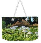 Fairytail Mushrooms Weekender Tote Bag