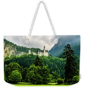 Fairytale Castle Neuschwanstein  Weekender Tote Bag