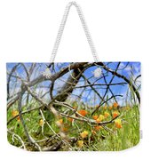 Fairytale Flowers Weekender Tote Bag