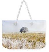 Fairytale Winter In Fingal Weekender Tote Bag
