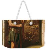 Faithful Unto Death Weekender Tote Bag