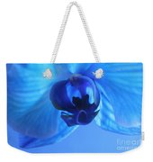 Faithfully Blue Weekender Tote Bag