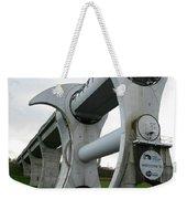 Falkirk Wheel Weekender Tote Bag