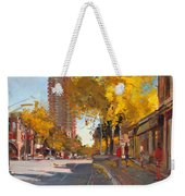 Fall 2010 Canada Weekender Tote Bag