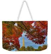 Fall 2015 Washington Dc Weekender Tote Bag