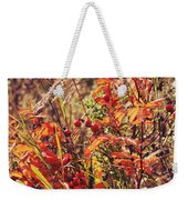 Fall Around  Weekender Tote Bag