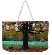 Fall At Maymont Weekender Tote Bag
