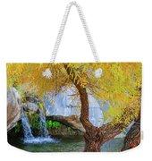 Fall At Murray Falls II Weekender Tote Bag