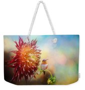 Fall Beauty In The Garden Weekender Tote Bag