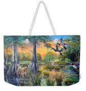 Fall Bounty- Big Cypress Swamp  Weekender Tote Bag