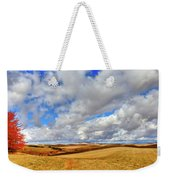 Fall Color On The Palouse Weekender Tote Bag