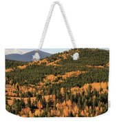 Fall Colors At Rocky Mountain National Park Weekender Tote Bag