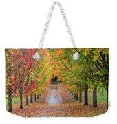 Fall Colors In Oregon Weekender Tote Bag