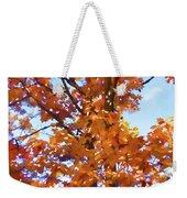 Fall Colors Looking Awesome Weekender Tote Bag