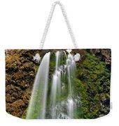 Fall Creek Falls Weekender Tote Bag