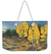 Fall Delight Weekender Tote Bag