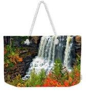 Fall Falls Weekender Tote Bag
