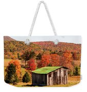 Fall Farm No. 6 Weekender Tote Bag