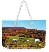 Fall Farm No. 7 Weekender Tote Bag
