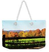 Fall Farm No. 8 Weekender Tote Bag