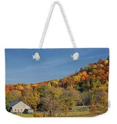 Fall Farmyard Weekender Tote Bag