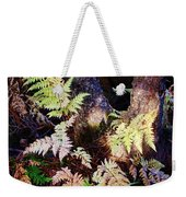 Fall Ferns Weekender Tote Bag