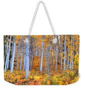 Fall Fiesta Weekender Tote Bag