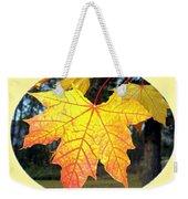 Fall Finery 2 Weekender Tote Bag