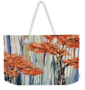 Fall Fling Weekender Tote Bag