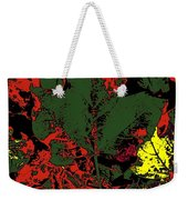 Fall Flourish 2 Weekender Tote Bag