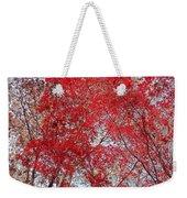 Fall Foilage Weekender Tote Bag