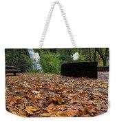 Fall Foliage At Horsetail Falls Weekender Tote Bag