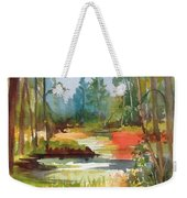 Fall Foliage In Vermont Weekender Tote Bag