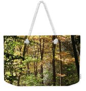 Fall Forest 2 Weekender Tote Bag