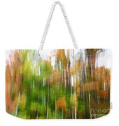 Fall Forest Colors Weekender Tote Bag