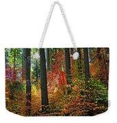 Fall Forest Splendor Weekender Tote Bag