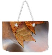 Fall Fountain Weekender Tote Bag