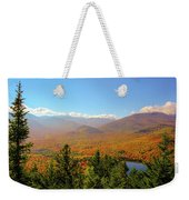 Fall From Mount Jo Weekender Tote Bag