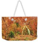 Fall Impression Weekender Tote Bag