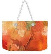 Fall Impressions V Weekender Tote Bag