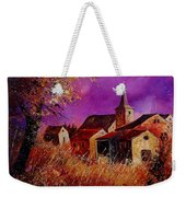 Fall In Ardennes  Weekender Tote Bag