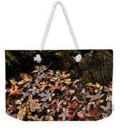 Fall In August Weekender Tote Bag