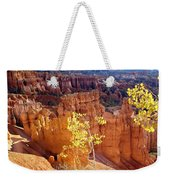 Fall In Bryce Canyon Weekender Tote Bag