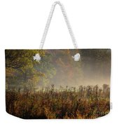 Fall In Cades Cove Weekender Tote Bag