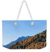 Fall In Gstaad Weekender Tote Bag