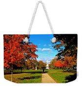 Fall In Guilford Weekender Tote Bag