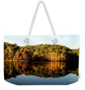 Fall In Indiana Weekender Tote Bag