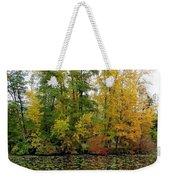 Fall In Kaloya Park 10 Weekender Tote Bag