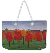Fall In Markham Weekender Tote Bag